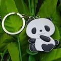 Panda Llavero Nueva Lindo Panda Llavero para el Bolso Del Coche Llavero llaveros Regalos Del Recuerdo Del Turismo #17072-1