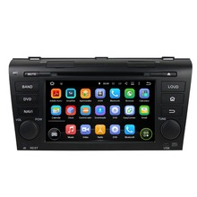 For MAZDA 3 2004-2009 android 7.1 HD 1024*600 headunit stereo car dvd player autoradio 3G wifi dvr gps navi free map back camera