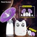 DIY inteligente USB electrico bombas de pecho bebé BPA libre postparto lactancia materna ventosas de leche una sola bomba de pecho Doble