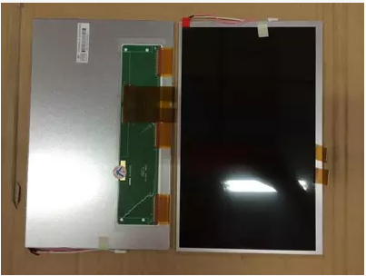 New 10.2 inch industrial LCD screen AT102TN03 V.8 AT102TN03 V.9  free shipping at102tn03 v 8 at102tn03 v 9 byd na zhi jie 10 2 inch lcd screen display