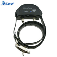 800 Meters Wireless Pet Fencing System GPS  Positioning Technology Remote Electronic Dog Fence