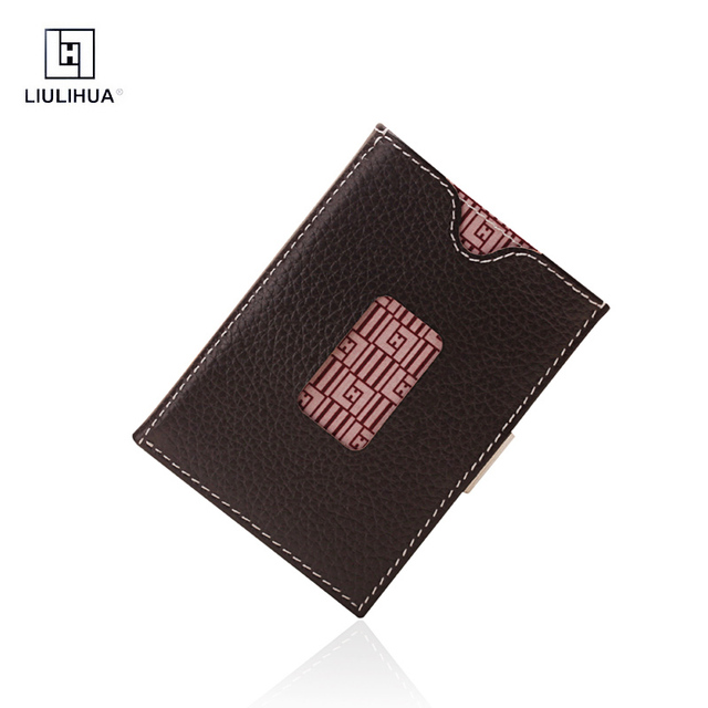 LLH  Factory Pricing  Trifold  Purse Wallet