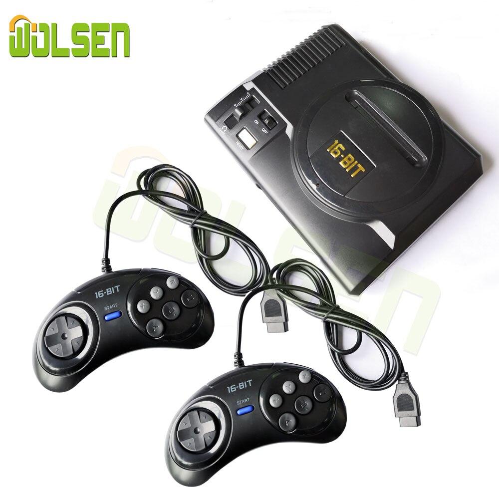 Mini consola de vídeo de 16 bits, salida AV, Super Mini consola de juegos portátil integrada en 208 juegos