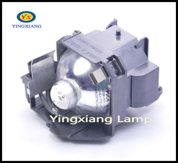 Free Shipping NEW Projector Lamp bulb ELPLP38/ V13H010L38 for EMP-1700/EMP-1705/EMP-1707/EMP-1710/EMP-1715/EMP-1717 elplp38 v13h010l38 high quality projector lamp with housing for epson emp 1700 emp 1705 emp 1707 emp 1710 emp 1715 emp 1717