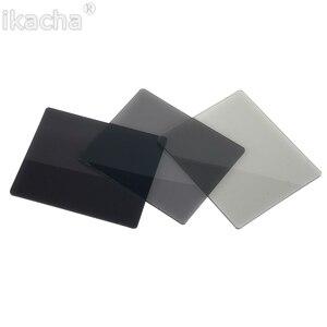 Image 2 - חדש מסנן ND ND2 ND4 ND8 בוגר גריי מרובע צבע מלא מסנן צפיפות ניטרלי ND16 לסדרת P cokin D5500 D5300 D5200