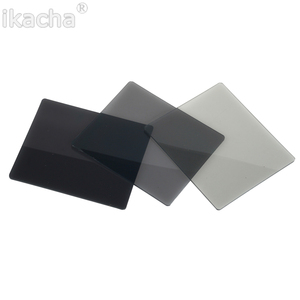 New Graduated Grey Full Color Square Filter ND ND2 ND4 ND8 ND16 Neutral Density Filter for Cokin P series D5200 D5300 D5500