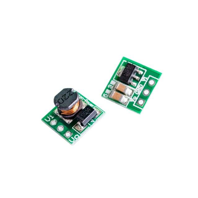 0.9-5V To 5V DC-DC Step-Up Power Module Voltage Boost Converter Board 1.5V 1.8V 2.5V 3V 3.3V 3.7V 4.2V To 5V