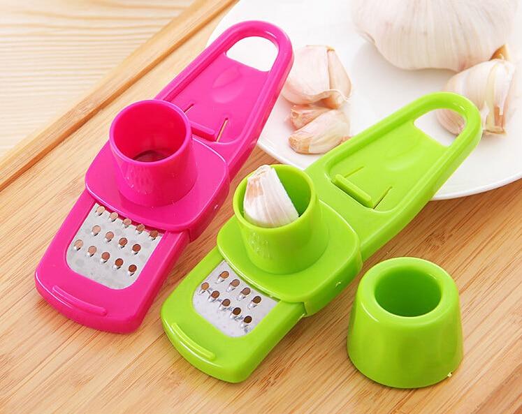 COLORS kitchen accessories kitchen gadgets fruit vegetable cutter tools garlic press utensilios de cocina accesorios de cocina