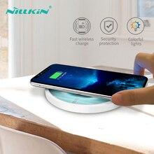 Di NILLKIN Per Huawei P30 Pro Compagno di 20 Qi Caricatore Senza Fili Portatile Caricabatterie Del Telefono Mobile Per Xiao mi mi 9 mi x 2 s 3 Veloce di Ricarica Pad
