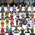 1PC Superhero Suicide Squad Joker Enchantress Harley Quinn Killer Croc Deadshot Building Blocks Batman Bricks Kids Toys