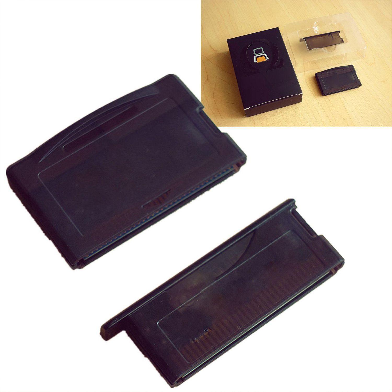 Pour ez-flash Omega pour GBA GBASP NDL compatible avec ez-refor EZ4 ez-flash EZ 3 en 1 support de réforme GBA micro-sd 128 go - 4