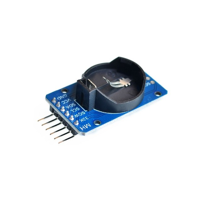 Free Shipping 20pcs/lot DS3231 AT24C32 IIC Module Precision Clock Module DS3231SN for Arduino Memory module