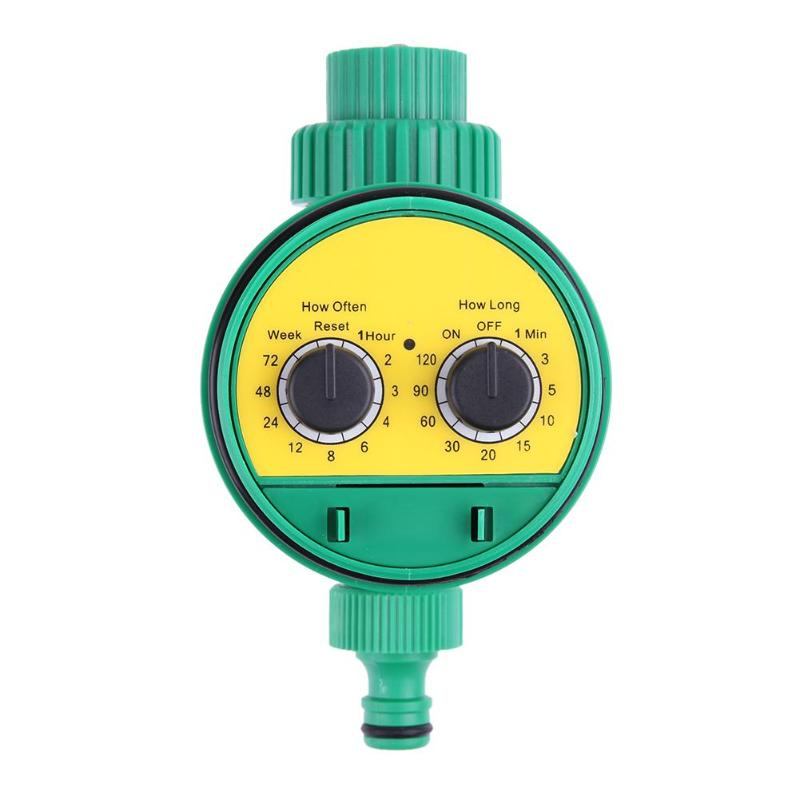 Waterproof Automatic Electronic Garden Watering Timer ...