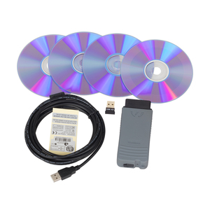 Image 4 - 5054A 5054 OKI ODIS V5.1.6 lecteur de Code Original pour VAG, outil de Diagnostic automatique de voiture, Scanner, prise OBD2, AMB2300 module bluetooth