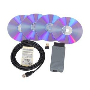 Image 4 - 5054A ODIS V5.1.6 Free keygen Full Original OKI AMB2300 Auto Car OBD2 Diagnostic Tool 5054 5054a Code Reader Scanner For VAG