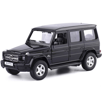 1: 36 Mercedes benz G63 Alloy Car Model Pull Back Die-cast Vehicles Play Toys Children's Favor Gifts 1