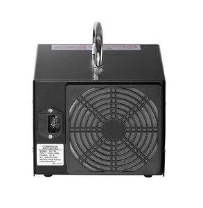 Image 4 - Генератор озона 220 в очиститель воздуха озонатор машина портативный озонатор домашний очиститель стерилизатор удаление формальдегида