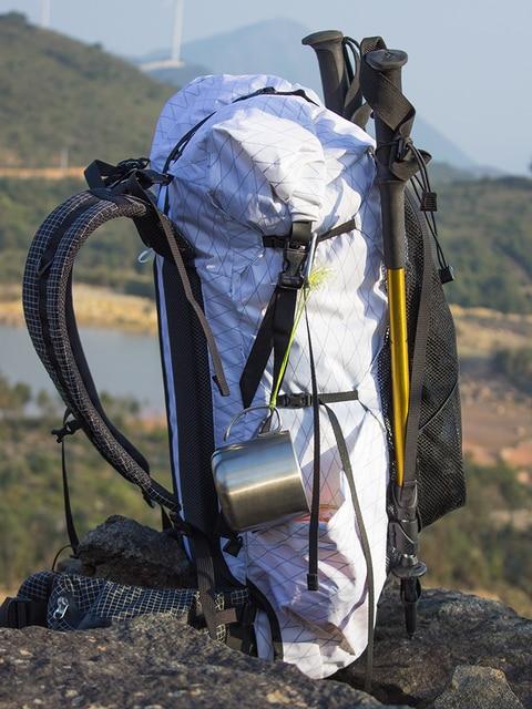 3F UL XPAC 35L-45L Ultralight backpack Latest XPAC quality 2