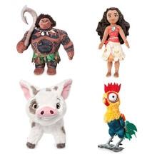 Moana Baby Animals Plush Toys New Movie Hot Pua Hei Mauli Stuffed & Plush Best Birthday Christmas Gifts For Children