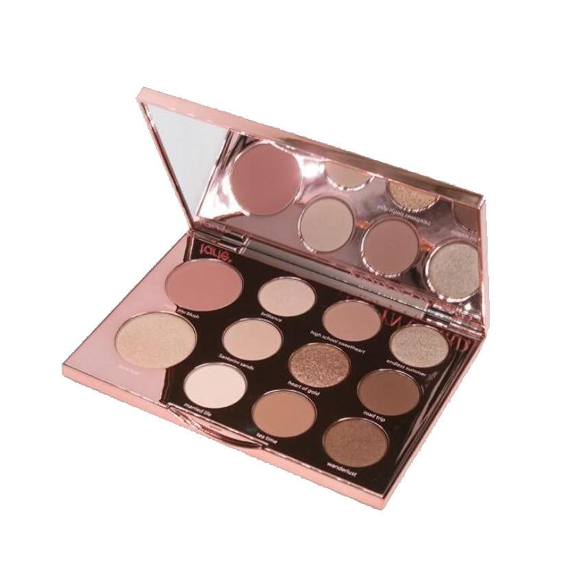Neue Make-Up Aspyn Ovard 11 Farben Auge & Wange Palette Lidschatten Limited Edition