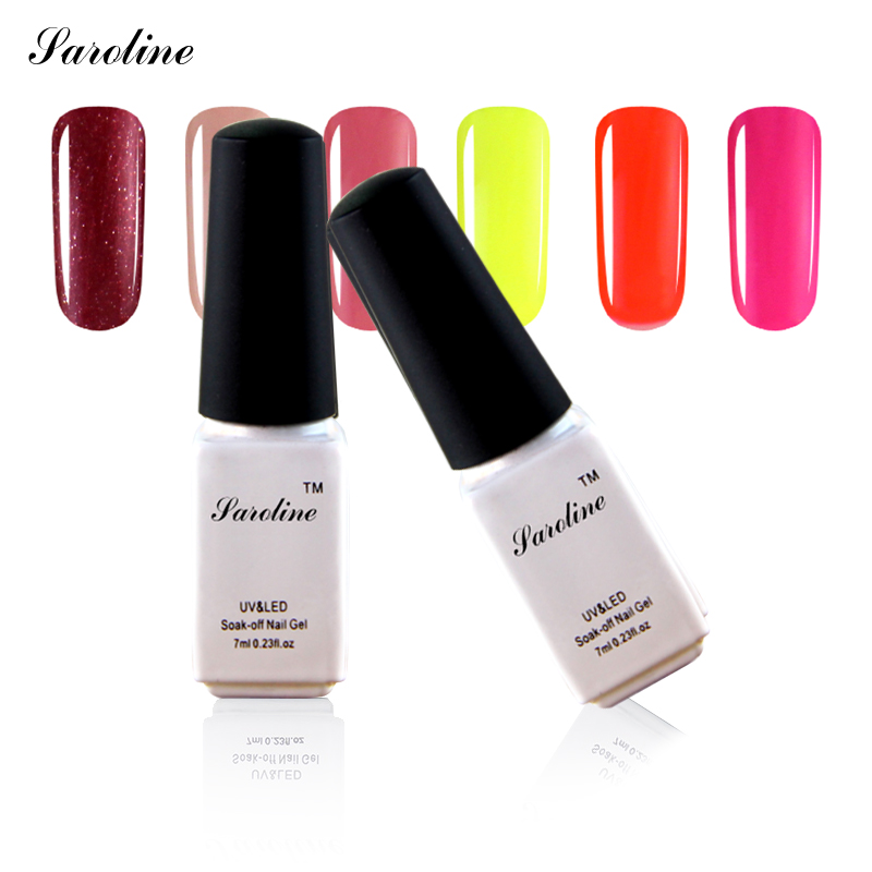Gel Nail Polish Sale: Saroline Hot Sale Gel Nail Polish Soak Off Nail Polish Gel