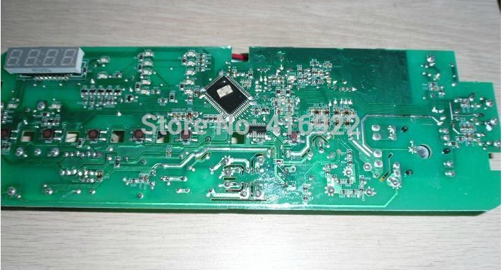 Free shipping 100% tested washing machine board for Haier XQG50-BS708A/XQG50-BS808A/XQG50-BS908A on sale free shipping 2pcs best price cd60 ac 250v 200uf 50 60hz washing machine capacitor 220uf 250v