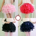 Sweet Baby Girls Multilayer Tulle Party Ballet Dance Skirt  Cake Tutu Skirt 1-8Y