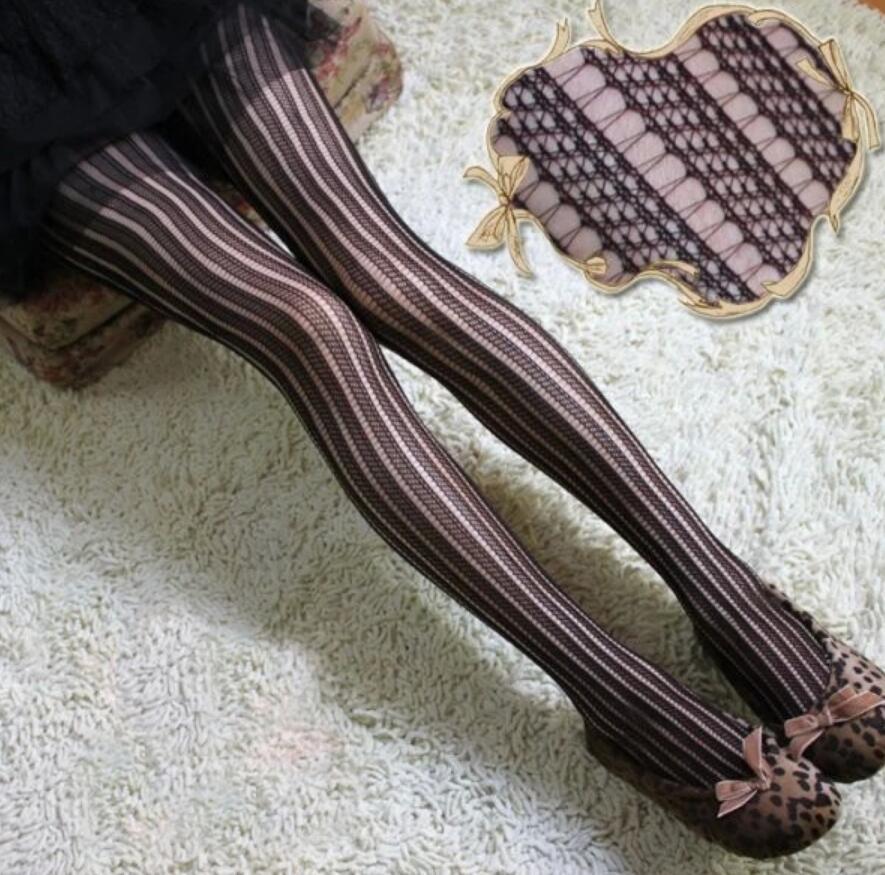 VISNXGI Hollow Out Sexy Pantyhose Female Mesh Black Women Tights Stocking Slim Fishnet Stockings Club Party Hosiery High Quality