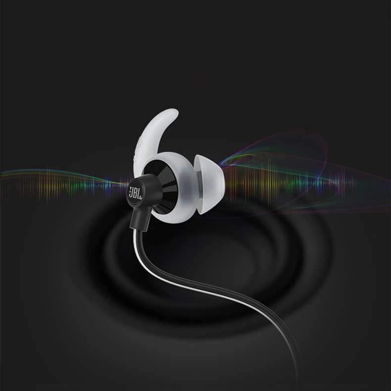 JBL Reflect Fit Wireless Bluetooth Heart Rate Headphone hands free Fone De Ouvido Jbl auriculares Earphone Mic Headphone headset in Phone Earphones Headphones from Consumer Electronics