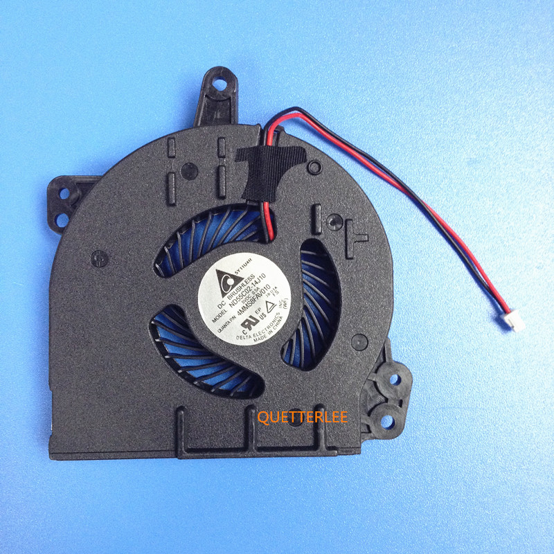 NEW Computer Replacements CPU Cooler Fan 438528-001 Laptops Fans Accessories For HP 500 510 520 C700 AT010000200 F0230 P72