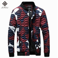 Fashion Men Jackets 2016 Brand Men Camouflage Stars Same Coats Men's Slim Fits Outwears Plus Size S-4XL Hot Sale Winter Jackets