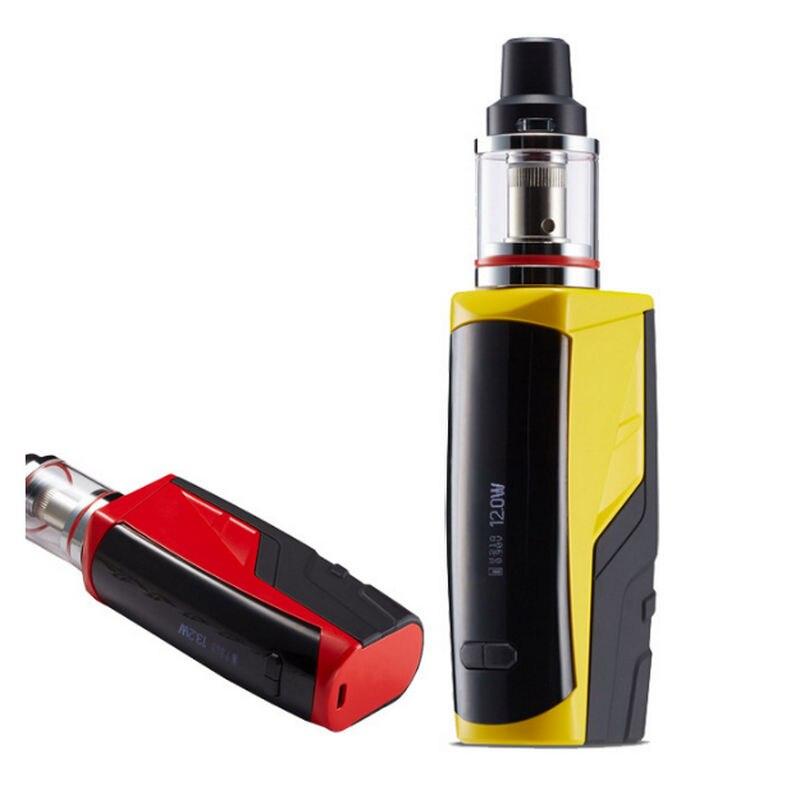 Lexintong nouveau ensemble de Cigarettes électroniques sans danger 100W grand vaporisateur de fumée narguilé Vaper Cigarettes mécaniques vape stylo vape jus - 3