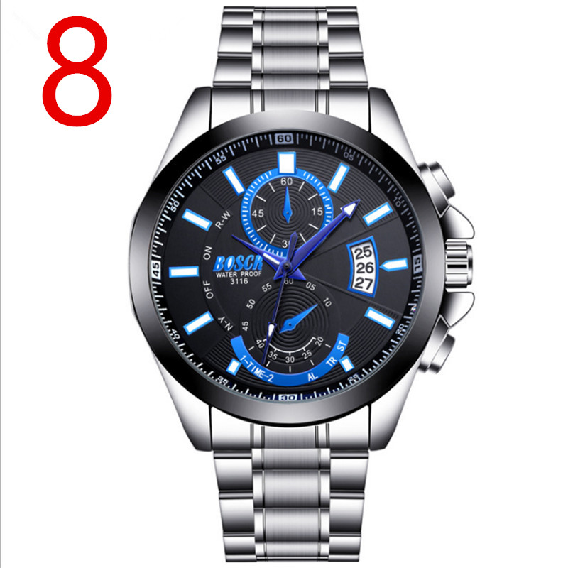 Watch male student Korean version of the simple trend casual mens watchWatch male student Korean version of the simple trend casual mens watch
