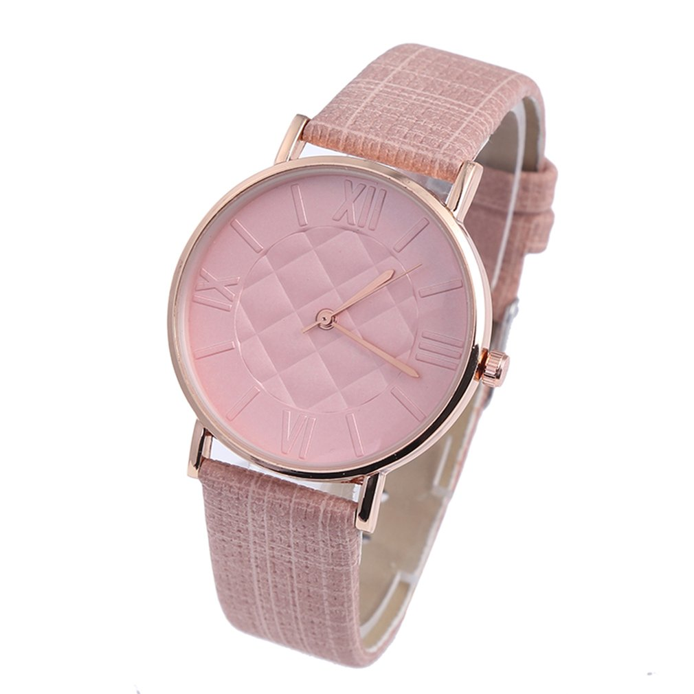 <font><b>Fashion</b></font> <font><b>Unisex</b></font> <font><b>Montre</b></font> <font><b>Femme</b></font> <font><b>Reloj</b></font> <font><b>Mujer</b></font> <font><b>Leather</b></font> Stainless Men's Watch Wholesale Quartz Wrist Watches Women image