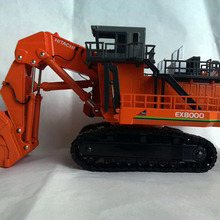 1: 87 HITACHI EX8000 экскаватор игрушка