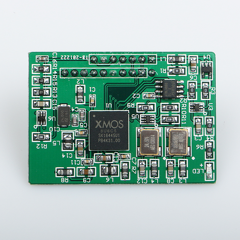 XMOS U8 daughter card 24b 192K support DSD format player DOP U8 latest chip BGA96PIN package