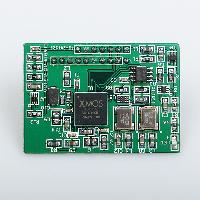 XMOS U8 daughter card (24b/192 К) Поддержка формата DSD плеер (DOP) U8 последнее Чип, BGA96PIN посылка