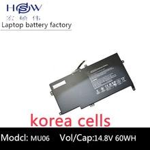 цена на 60WH Original New Laptop Battery EG04XL for HP Envy Sleekbook 6 Series 681881-121 681881-271 TPN-C103 HSTNN-IB3T