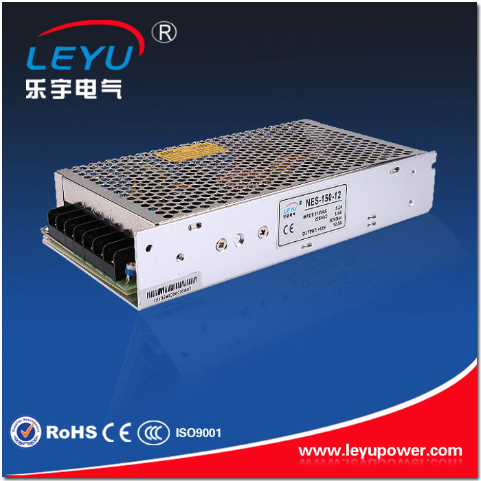 S-150-12 ac dc single output switching power supply with CE RoHS approved ce rohs high power scn 1500 24v ac dc single output switching power supply with parallel function