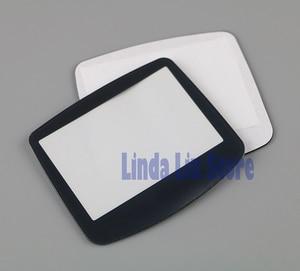 Image 5 - ChengChengDianWan 20 יחידות 100 יחידות פלסטיק שחור עדשת מסך עבור gameboy advance GBA