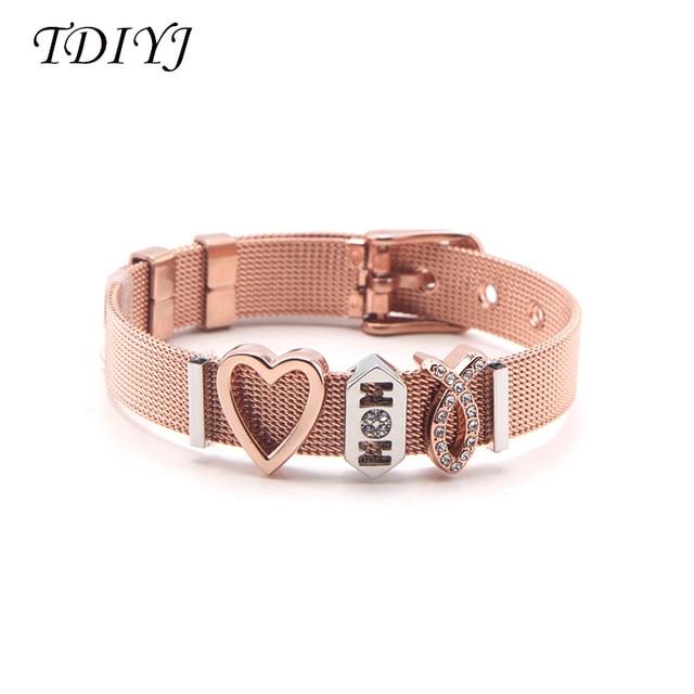 Купить набор браслетов tdiyj keeper серия love сетчатый браслет из картинки