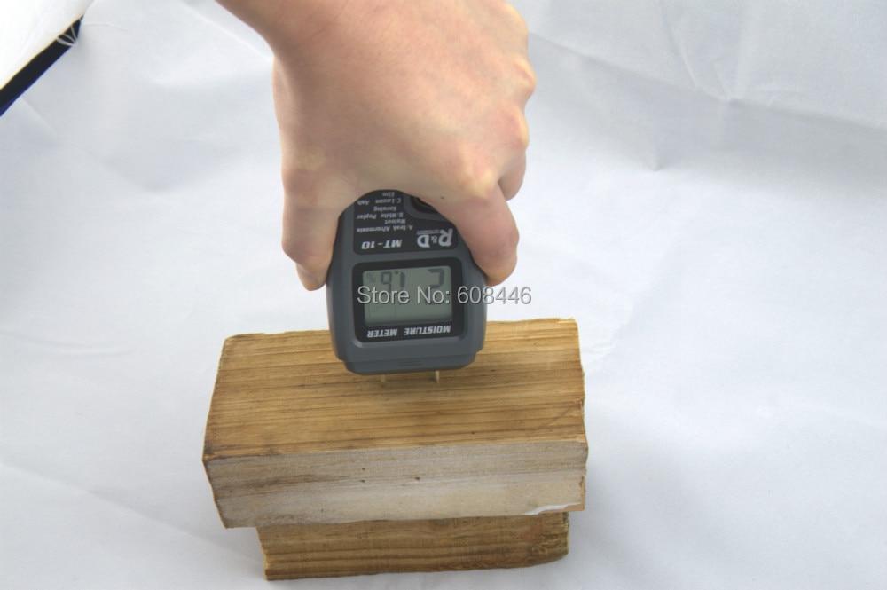 Igrometri Tester per misuratore di umidità in cartone di carta in - Strumenti di misura - Fotografia 3