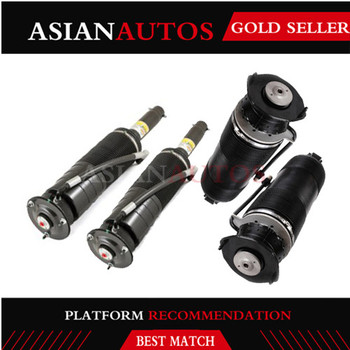 4 PCS/Set Front + Rear Hydraulic Shock Absorber For Mercedes Benz W220 ABC Strut S55 S65 AMG 2203201538 2203201638 2203206113