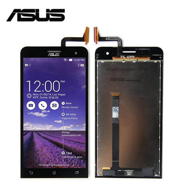 For ASUS Zenfone 5 A500CG A500KL A501CG T00J LCD Screen Display Touch Screen Panel Digitizer Assembly Replacement Parts