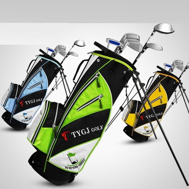 Roue Golf Standard support Caddy Golf chariot trépied support sac choses Golf grande capacité Standard balle chariot de stockage D0646