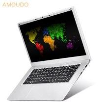 AMOUDO 15.6inch 1920X1080P FHD 6GB RAM+2000GB HDD Intel Apollo Lake N3450 Quad Core Windows 10 Syste
