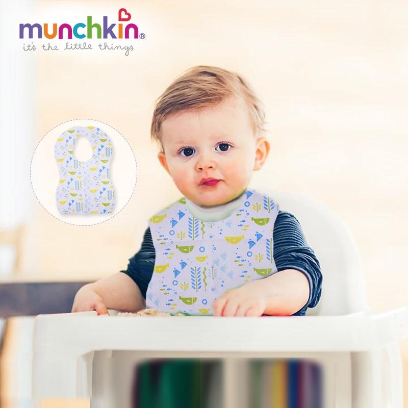 Munchkin Jednorazowe artykuły stołowe Śliniaki 24 sztuki Czysty i - Karmienie - Zdjęcie 5