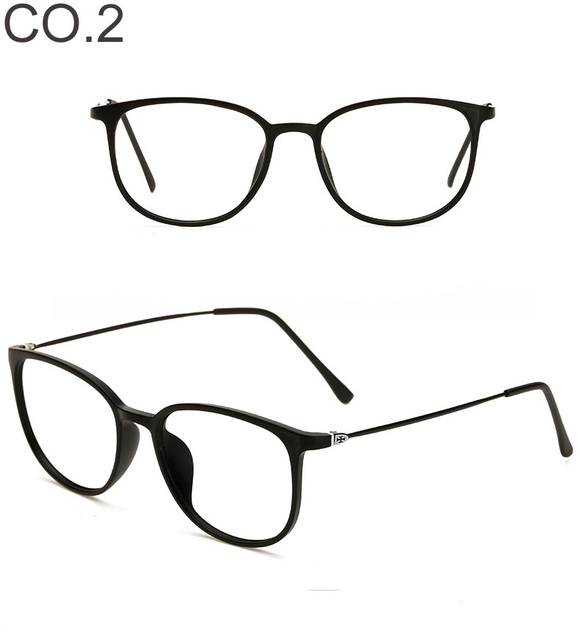0b44a5163f9 Fashion Eyeglasses Optical Frames Clear Lens Fake Glasses Women Men Square  Reading Eyewear Spectacle Frames