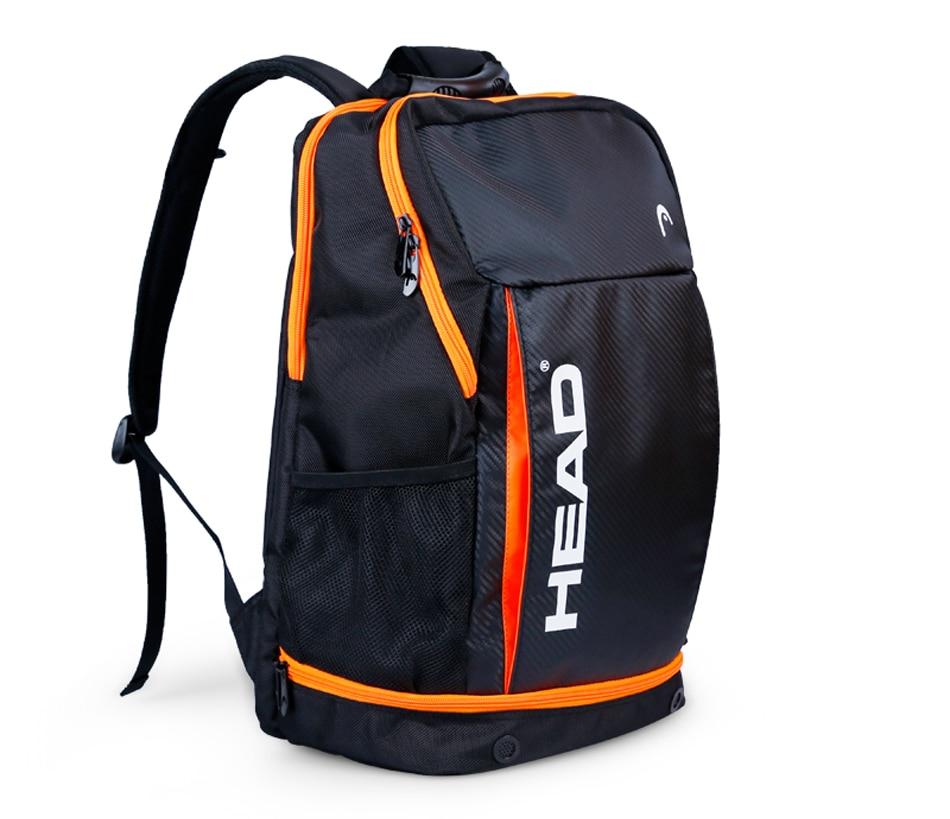 Head Tennis Bag Men Tennis Racket Backpack Sports Outdoor Bag HEAD Tennis Racquets Bag Tennis Backpack