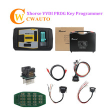 Xhorse программное устройство VVDI для программирования ECU и ключ поддержка обновления PCF79XX пульты оригинальные онлайн-обновление